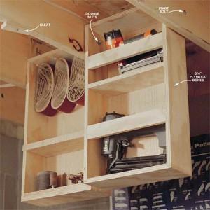 3 Garage Storage Organization Ideas